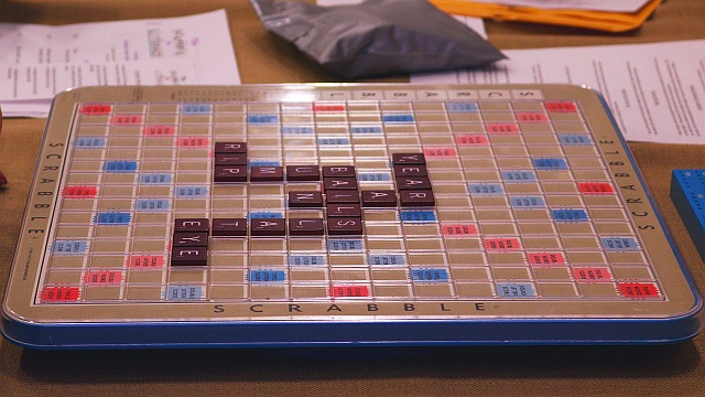 A videography shot from a local Scrabble event for charity